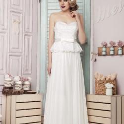Atskirų dalių vestuvinė suknelė