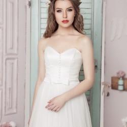 Retro vestuvinė suknelė