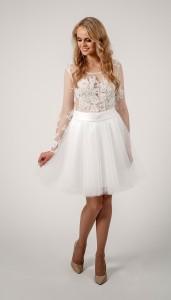 """42. Suknelė """"Adrija"""""""